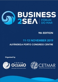 A Blue School Euro-Atlântico encontra-se presente no Business2Sea 2019 (área expositiva), no stand do Forum Blue School ®